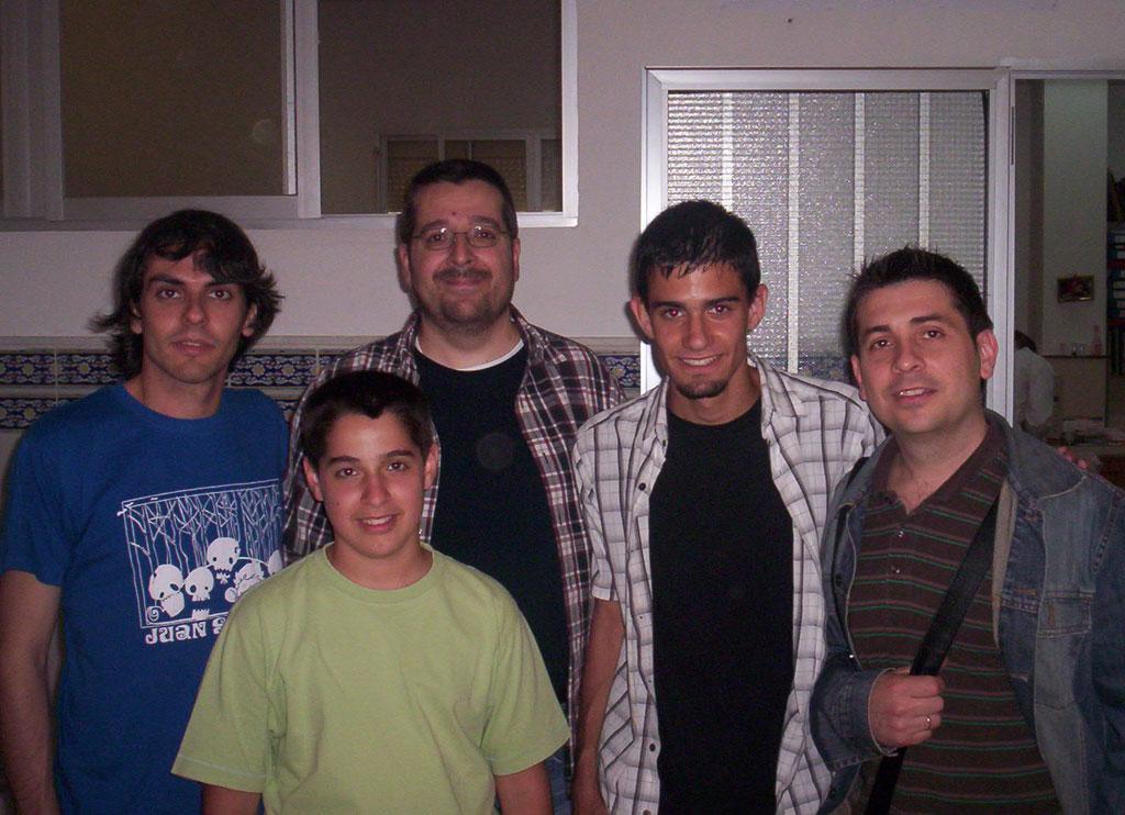 ganadores sanjose 2007